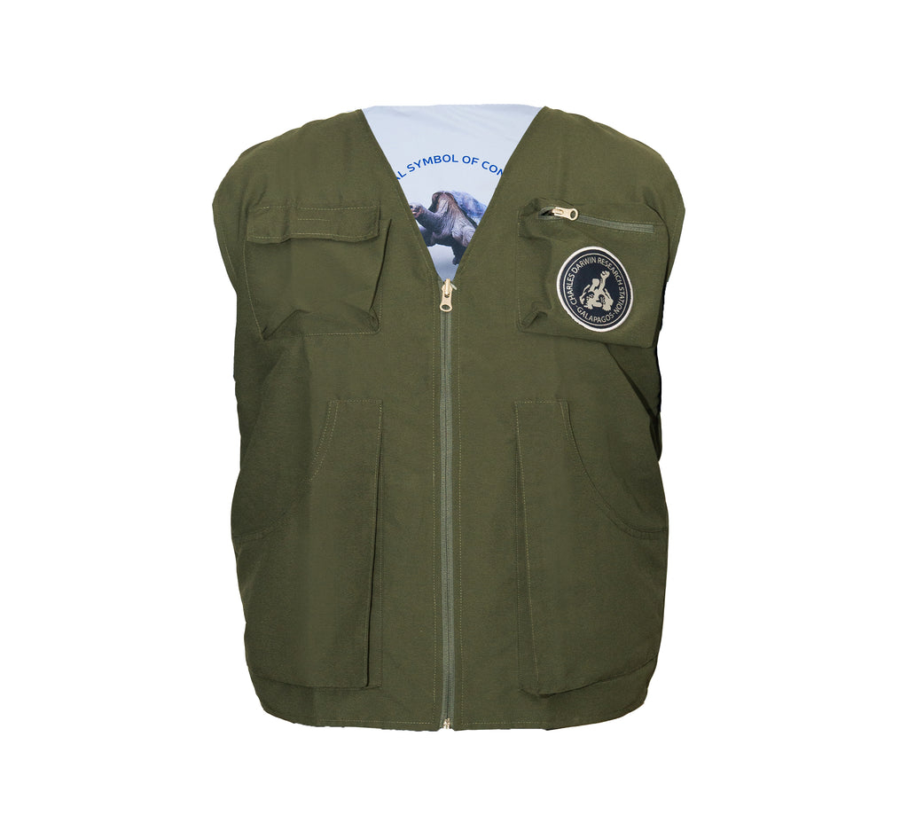 Utility Reversible CDF Vest / Green