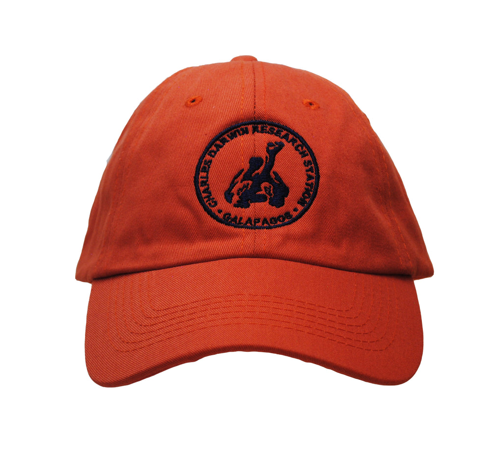 Cap / Orange CDF Logo