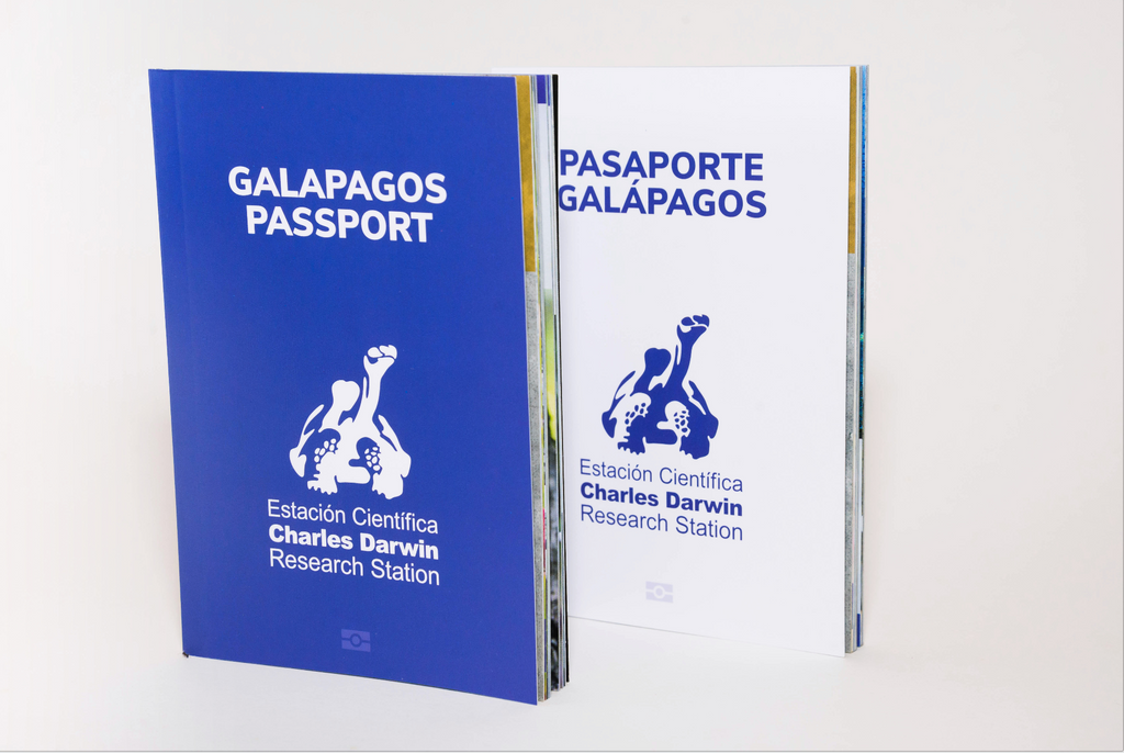 Galápagos Passport CDF Booklet