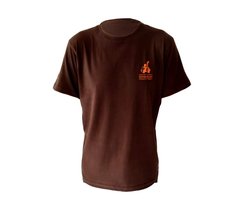 Men´s Top / Brown T-shirt