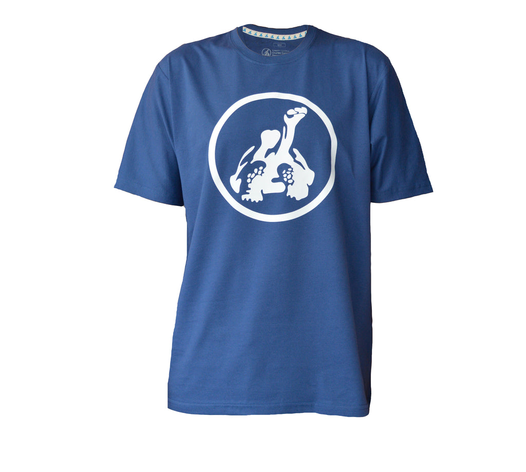 Men´s Top / Blue T-shirt