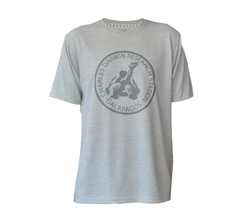 Men´s Top / Grey T-shirt