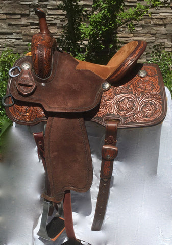 Saddle, BRX or Team Camarillo, Custom Chocolate and Flowers