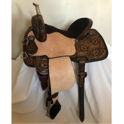 """Lookin' Good"" Team Camarillo Saddle"