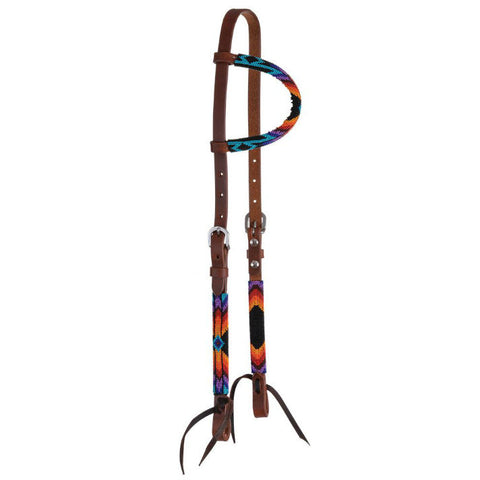 One Ear, Infinity Wrap Colorful Harness