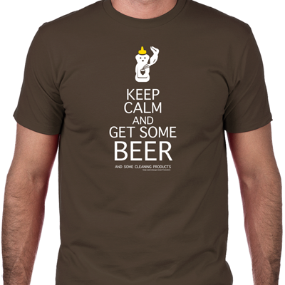 Keep Calm and Get Some Beer