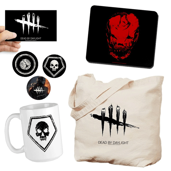 Dead By Daylight Official Merchandise – Gold Label