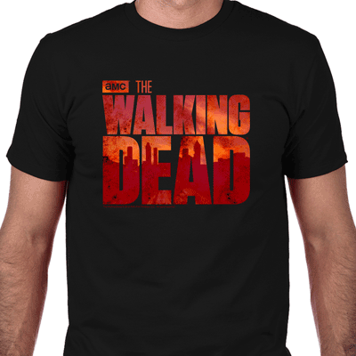 The Walking Dead Blood Logo