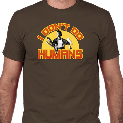 I Don't Do Humans