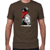 Daryl Dixon Bandit Fitted T-Shirt