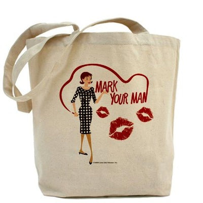 Mad Men Peggy Tote Bag