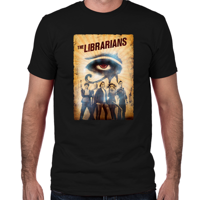 The Librarians Season 3 Fitted T-Shirt