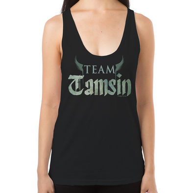 Lost Girl Team Tamsin Women's Racerback Tank