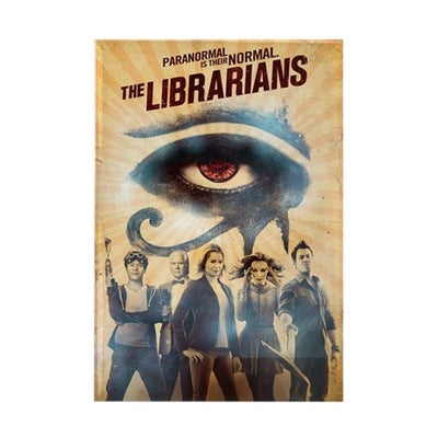 The Librarians Season 3 Magnet