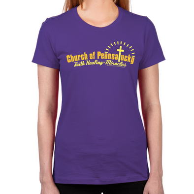Church of Pennsatucky Women's T-Shirt