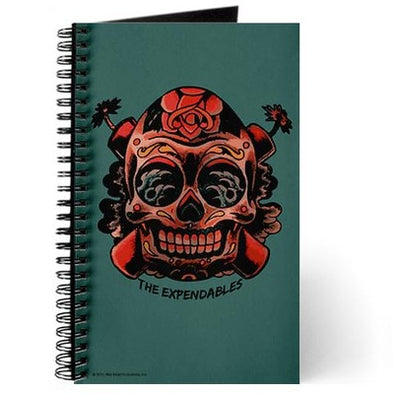 Skull TNT Journal
