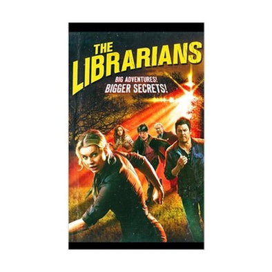 The Librarians Season 4 Sticker