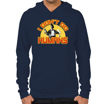 Ace Ventura I Don't Do Humans Hoodie