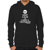 Keep Calm and Carry a Crossbow Hoodie