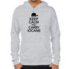 Keep Calm and Carry Iocane Hoodie