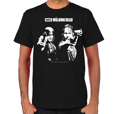 Walking Dead Saints T-Shirt