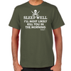 Sleep Well Men's T-Shirt