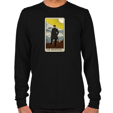 The Wanderer Long Sleeve T-Shirt
