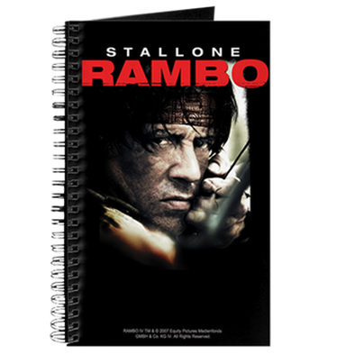 Rambo Close Up Journal