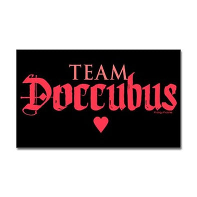 Team Doccubus Sticker
