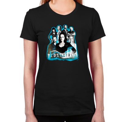 Lost Girl Cast Women's T-Shirt