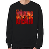 The Walking Dead Blood Logo Sweatshirt