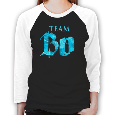 Lost Girl Team Bo Unisex Baseball T-Shirt