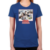 Cameo Collage Women's Fitted T-Shirt