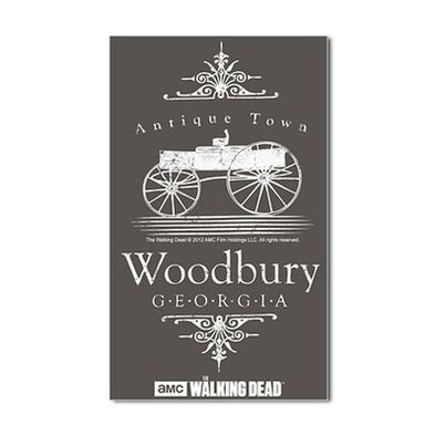 Woodbury Georgia Sticker