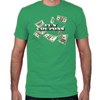 Wolf of Wall Street Fun Coupons Fitted T-Shirt