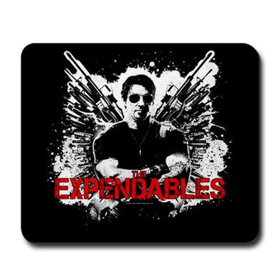 Barney Ross Mousepad