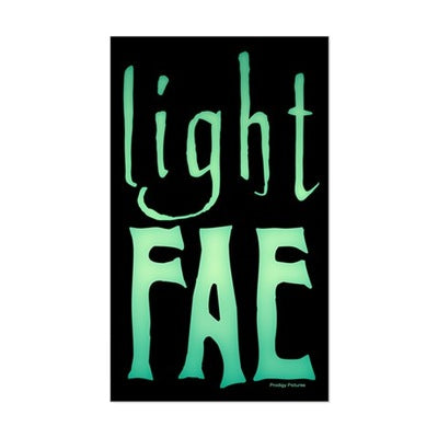 Light Fae Sticker