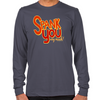 Ace Ventura Spank You Long Sleeve T-Shirt