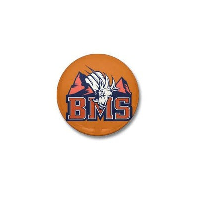 Blue Mountain State Mini Button