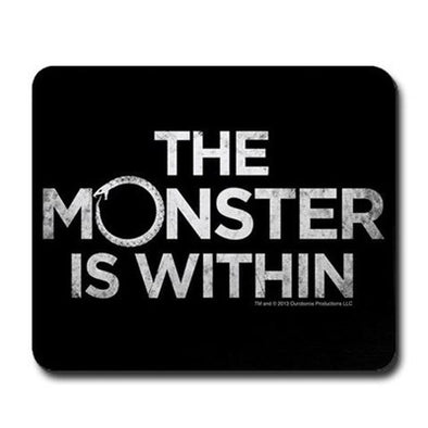 Monster Within Mousepad