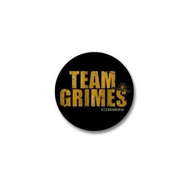 Team Grimes Mini Button