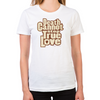 Death Cannot Stop True Love Women's Fitted T-Shirt