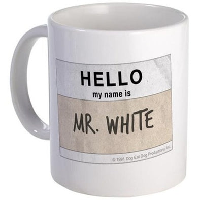 Hello Mr. White Mug