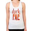 Lost Girl Dark Fae Women's Racerback Tank