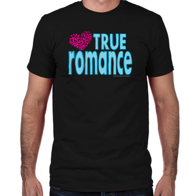 True Romance Fitted T-Shirt