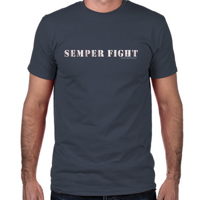 Semper Fight Fitted T-Shirt