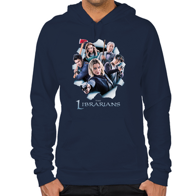 The Librarians Season 2 Hoodie