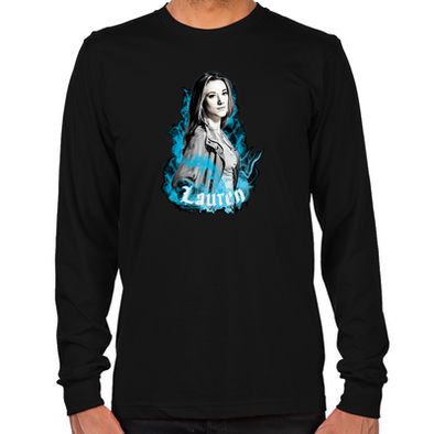 Lost Girl Lauren Long Sleeve T-Shirt