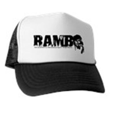 09393d33076 R is for Rambo Trucker Hat – Gold Label