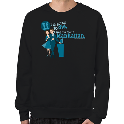 Mad Men Pete Campbell Sweatshirt
